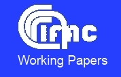 Logo IFAC Working Paper
