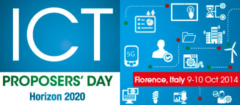 ICT Proposers' Day Logo